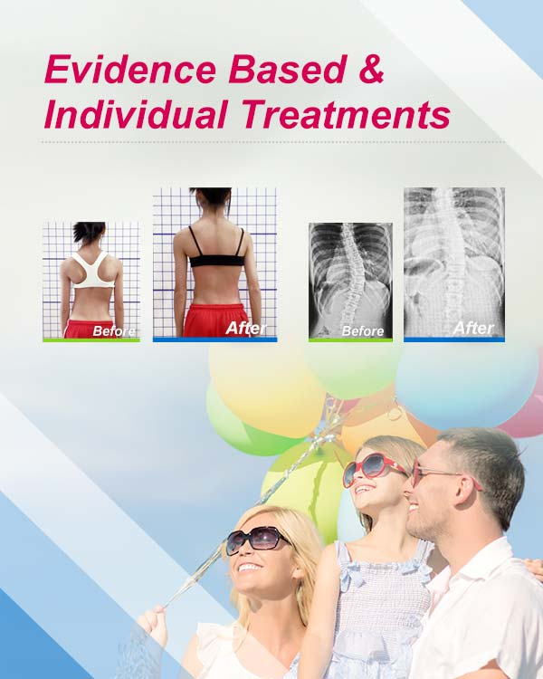 Evidence based & Individual treatments